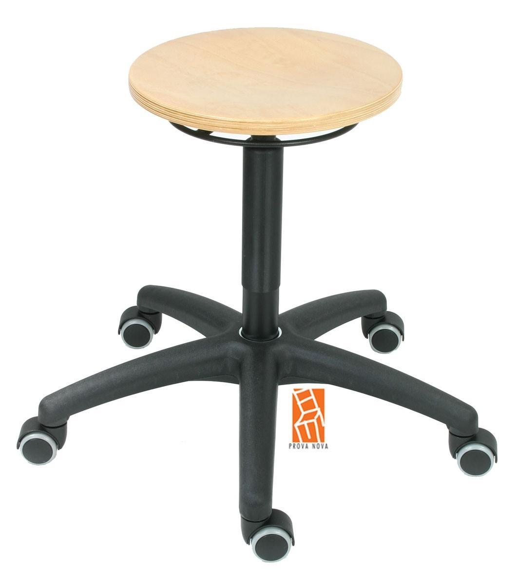 werkstatthocker arbeitshocker buchenholzsitz drehhocker. Black Bedroom Furniture Sets. Home Design Ideas