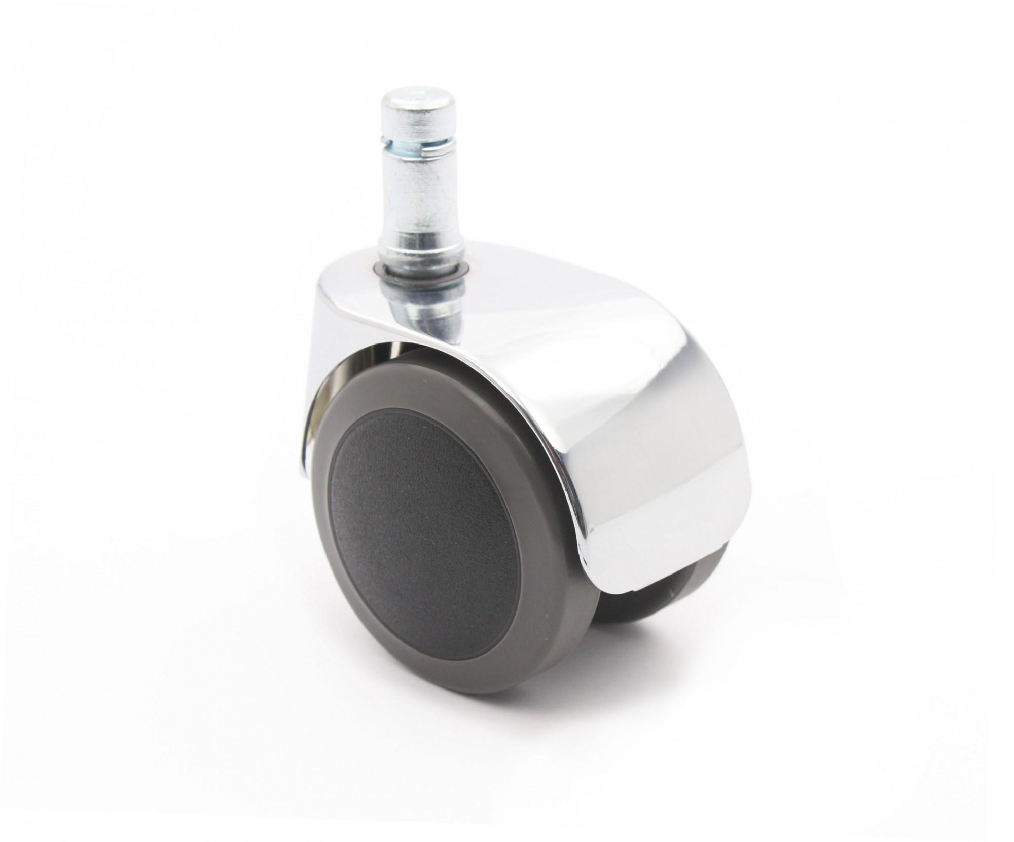 satz 5 st ck b rostuhl doppelrollen durchmesser 50 mm weiche radbandage bauteile zubeh r. Black Bedroom Furniture Sets. Home Design Ideas